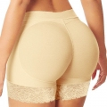 Prothèse fesses silicone - Culotte fausses fesses chair