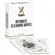 Coin Coquin - Lubrifiants - Intimate Cleaning Wipes (6 lingettes)