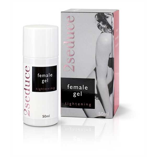 Crèmes d'excitation - Female Tighten Gel vagin resserré (50 ml)