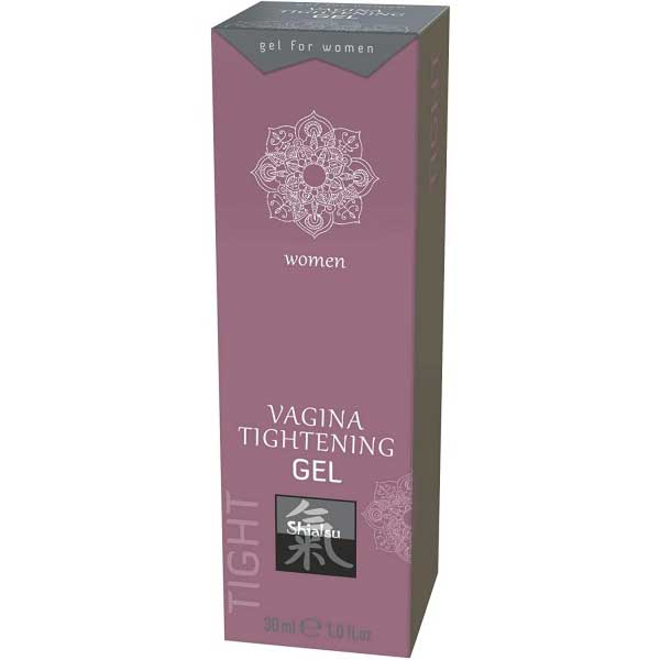 Crèmes d'excitation - Tight Vagina Gel Woman (30 ml)