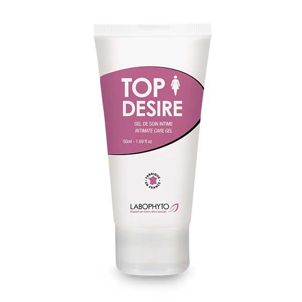 Crèmes d'excitation - TopDesire Gel 50mL