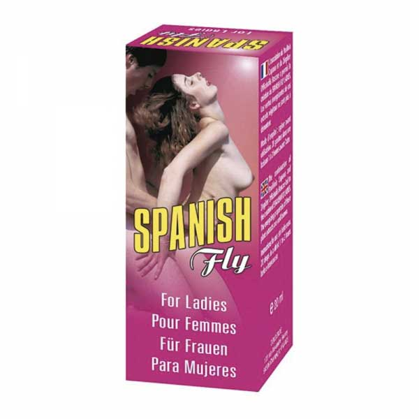 Boosters de libido - Spanish Fly femme